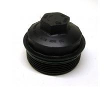 Alyvos filtro korpuso dangtelis Opel 2.2i 90537438