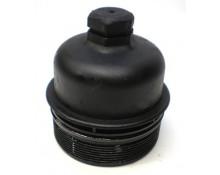 Alyvos filtro korpuso dangtelis Peugeot / Citroen 1.4HDi/1.6HDi 9878307