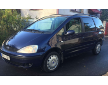 Ford Galaxy 2003m. 2.3 vienatūris