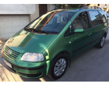 VW Sharan 1.8T 2004m. vienatūris