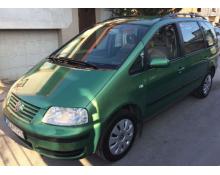 VW Sharan 1.8T 2004m. vienatūris