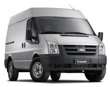 Ford Transit 2.4D TDCi 16v 2006-2011m. dalimis
