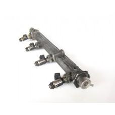 Magistralė su kuro purkštukais Fiat 1.6i 16V CB104 / 0926 / 083602 / IWP001