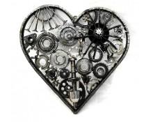 """Metalo dirbinys """"Širdis"""""""