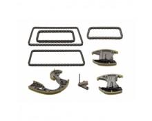 Grandinės hidraulinių įtempėjų komplektas VW / Audi 2.7/3.0TDi V6 24v VIN079109467AE