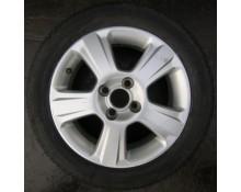 Opel lieti ratlankiai R15 4x100 56.6