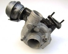 Turbina Ford Galaxy 1.9TDi 701855