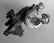 Turbina VW GOLF 1.9TDi 81kw 713672