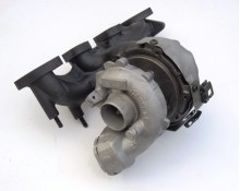 Turbina Audi 2.0TDi 757042 / 03G253010A / 03G253014K / 03G253019K
