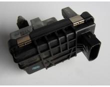 Turbinos elektroninis vožtuvas, aktuatorius MB 1850-100-219