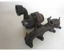 Turbina VW / Audi 1.9TD 54399700022