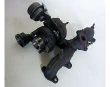 Turbina VW / Seat 2.0TDi 54399880060