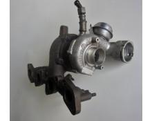 Turbina VW / Audi / Seat / Skoda 2.0TDi 724930-5009S