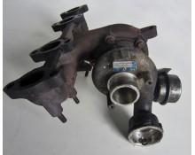 Turbina VW / Audi / Seat / Skoda 1.9D 038253014G