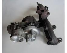 Turbina VW / Audi / Skoda / Seat 1.9TDi 54399880022 / BV39A-0022