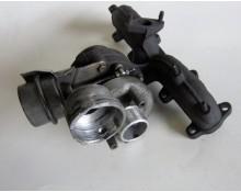 Turbina VW / Audi / Seat / Skoda 1.9TDi KP39A-0011 / 038253016R