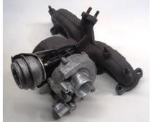 Turbina VW / Audi / Skoda / Seat 1.9TDi 713673 / 038253019N
