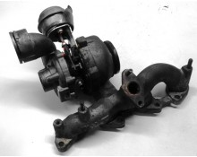 Turbina VW / Audi 2.0TDi 724930