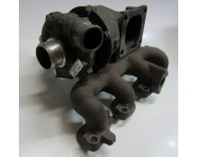 Turbina FORD JAGUAR 2.0TDCi 728680