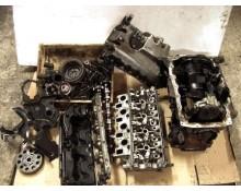 Variklis VW Caddy 1.6TDi CAYK dalimis
