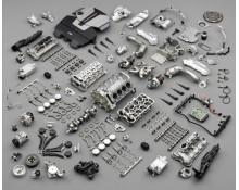Variklis VW Transporter 1.9  1X dalimis